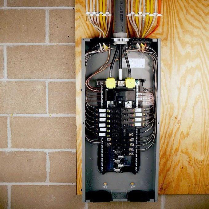 wiring panels