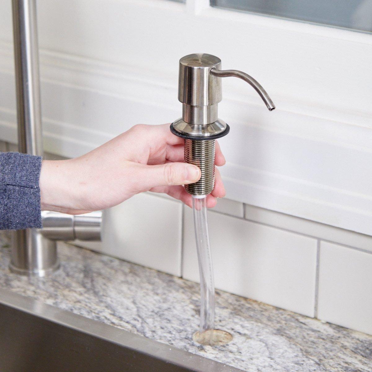 Make A Mega Soap Dispenser The Family Handyman