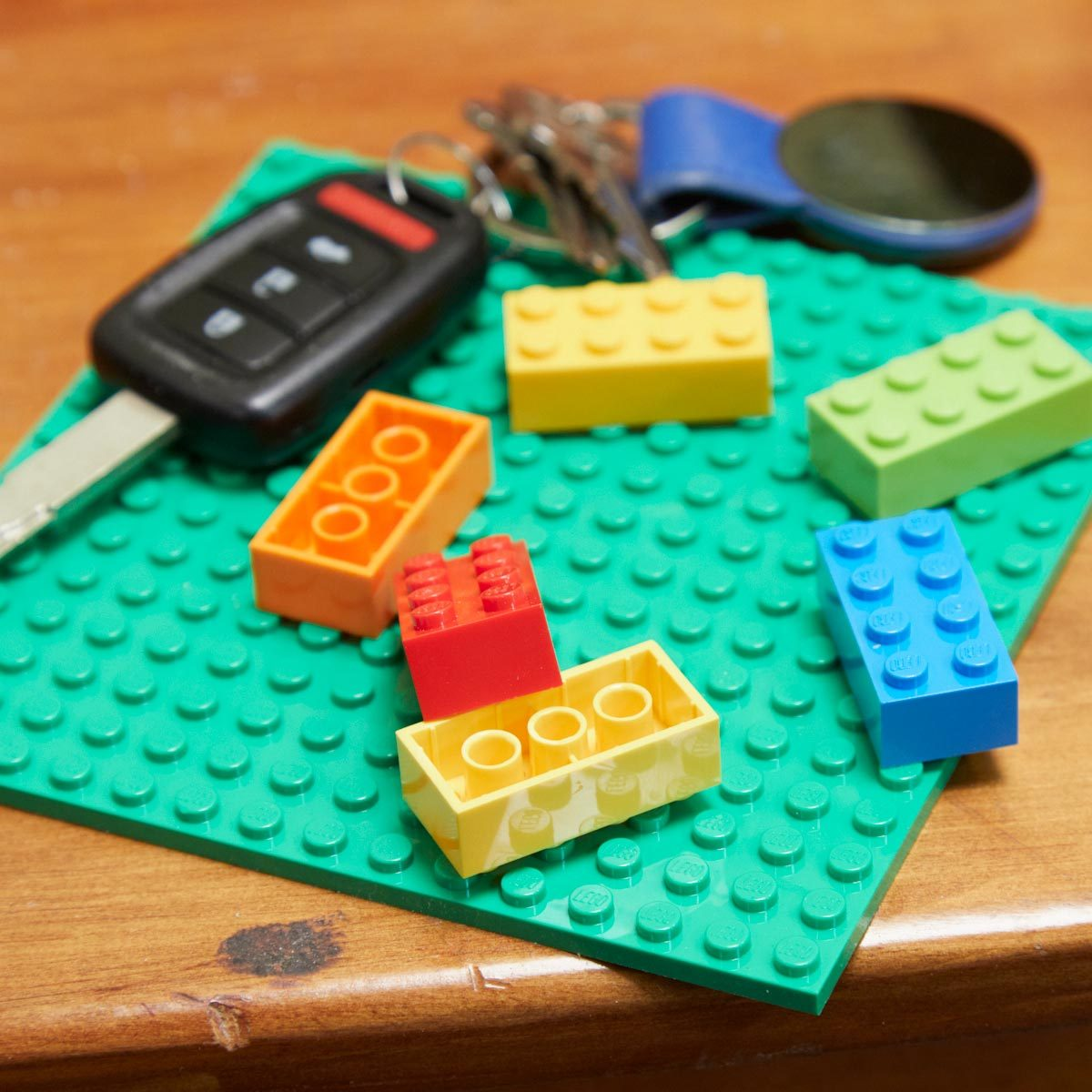 HH lego keychains money saving