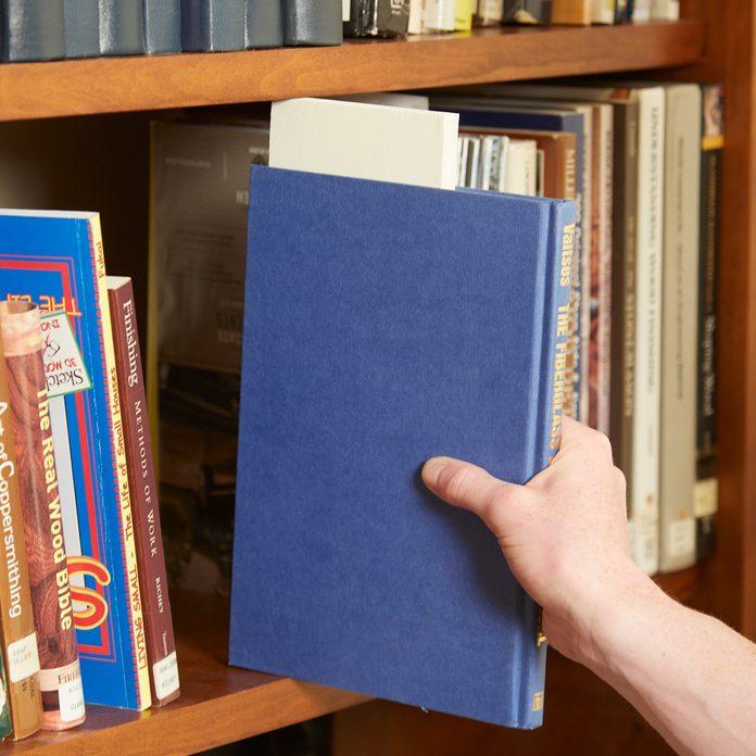 Correcting Sagging Shelves