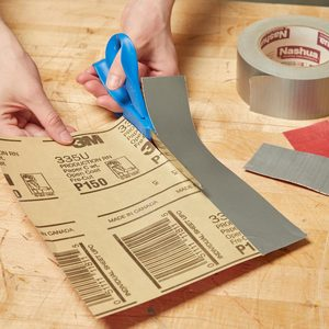 HH durable sandpaper duct tape
