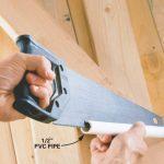 PVC Hack: Handsaw Blade Saver