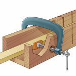 Brilliant Miter Box Clamp