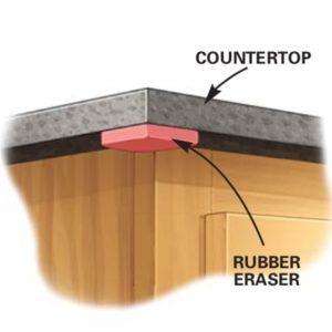 Rubber Eraser Child Protector