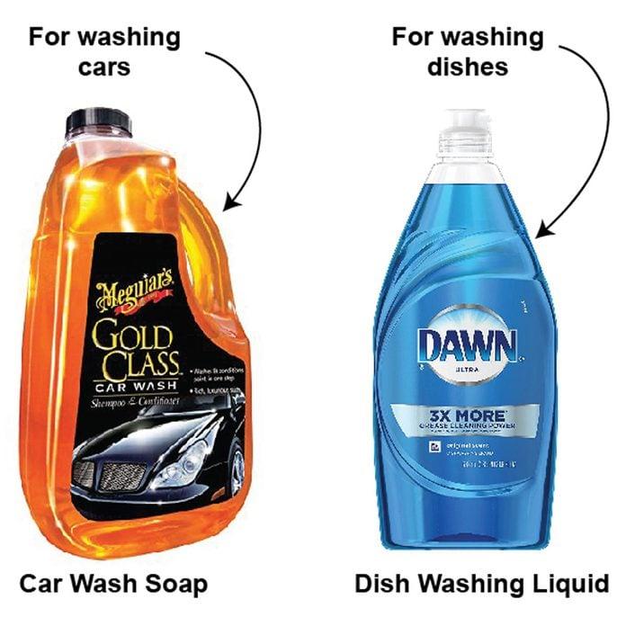 Car Detailing Supplies - Car Cleaning Supplies - The Home ...