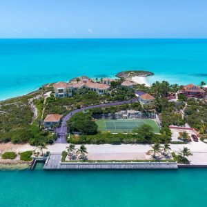 Take a Look Inside Prince's Caribbean Island Estate