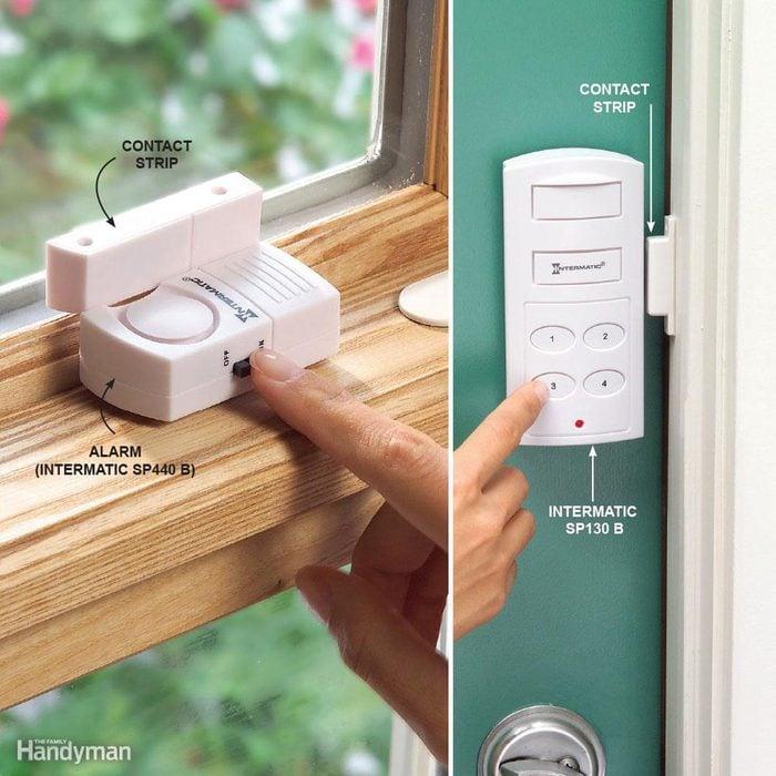 23 Diy Hacks To Burglar Proof Your Home The Family Handyman