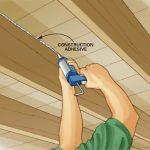 Simple Squeaky-Floor Fix