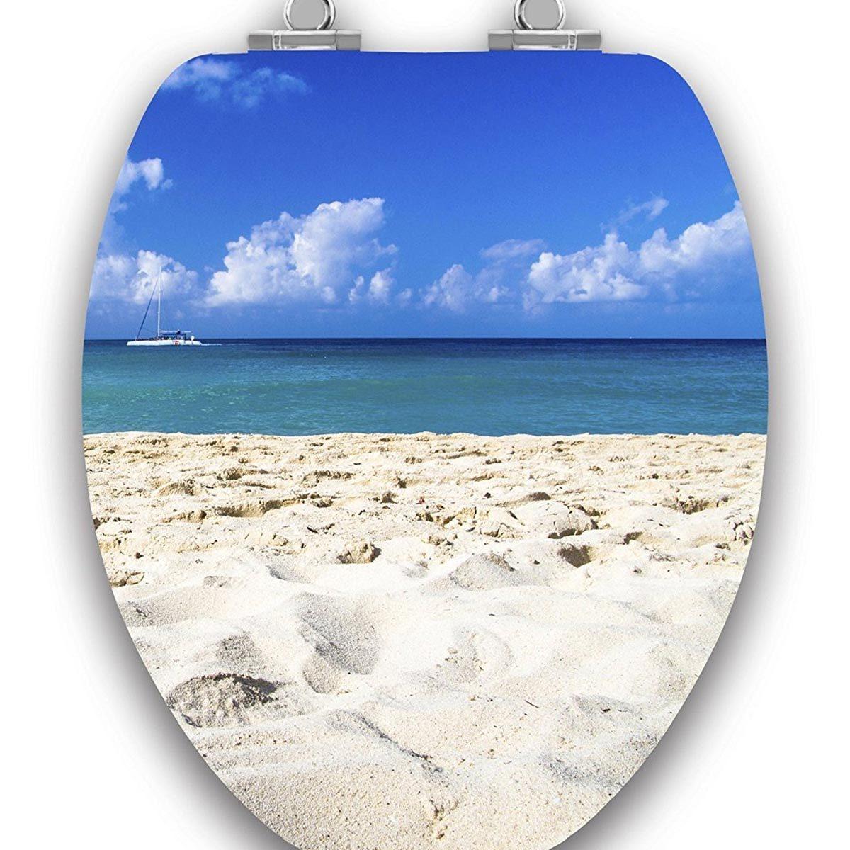 beach toilet