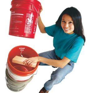 5-Gallon Bucket Spacer
