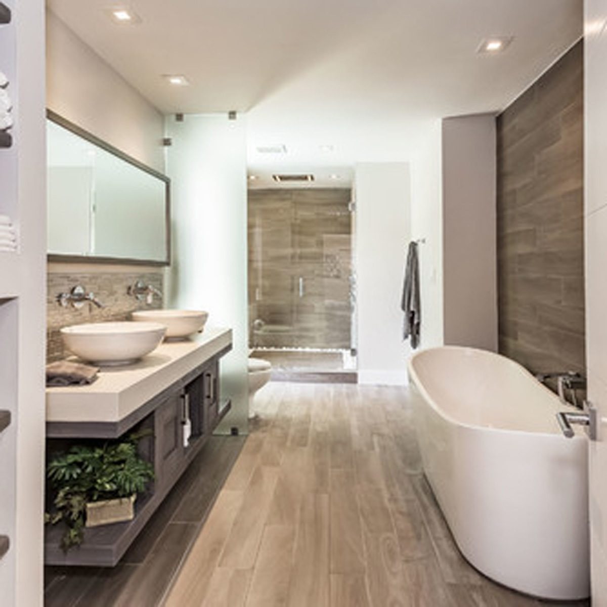 Re Tiling A Bathroom Floor: 12 Bathroom Trends On The Way Out
