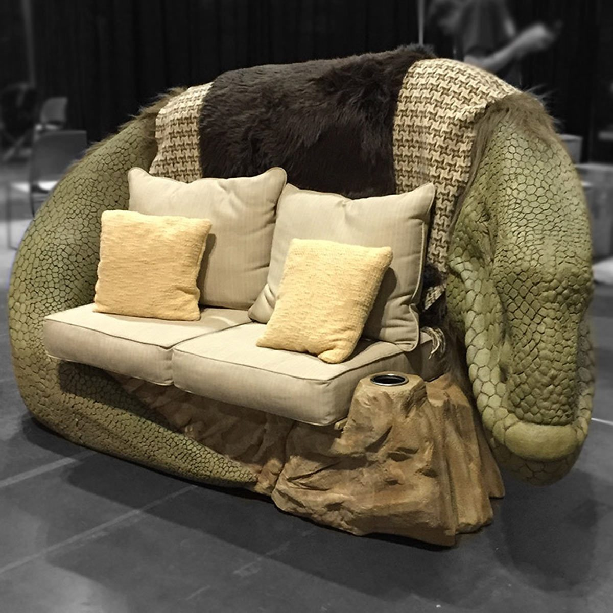 star wars loveseat