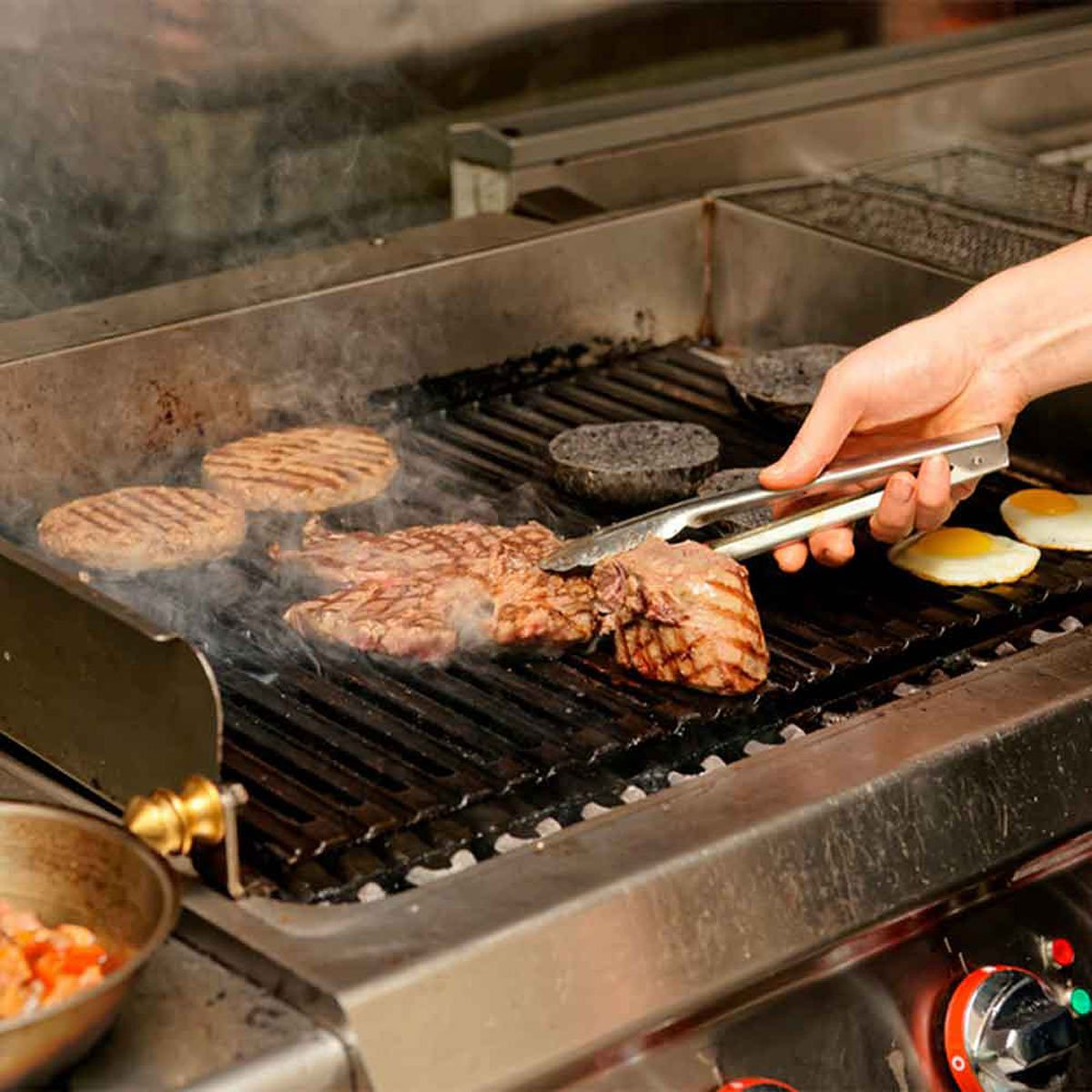 Can You Hook Propane Grill Natural Gas
