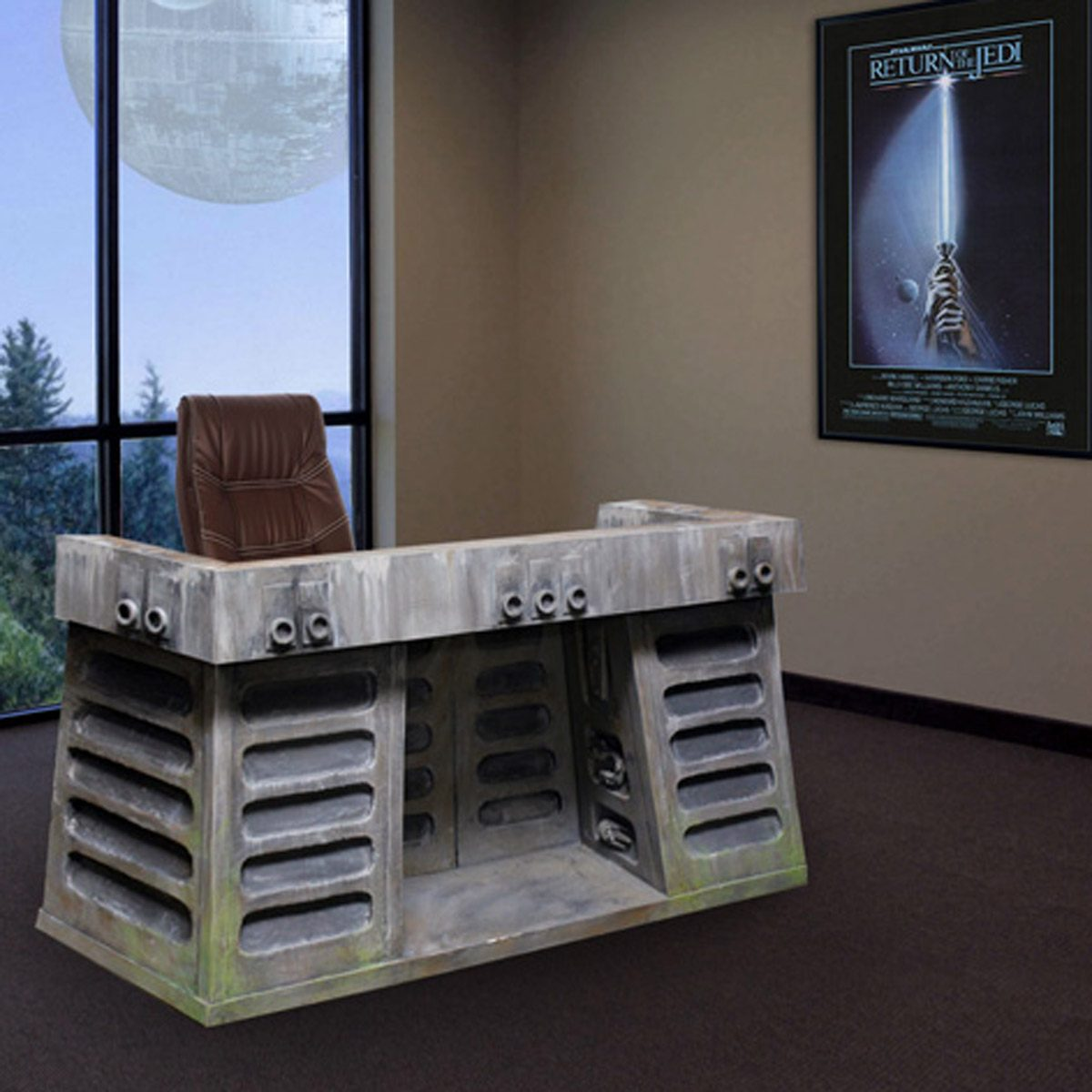 star wars desk
