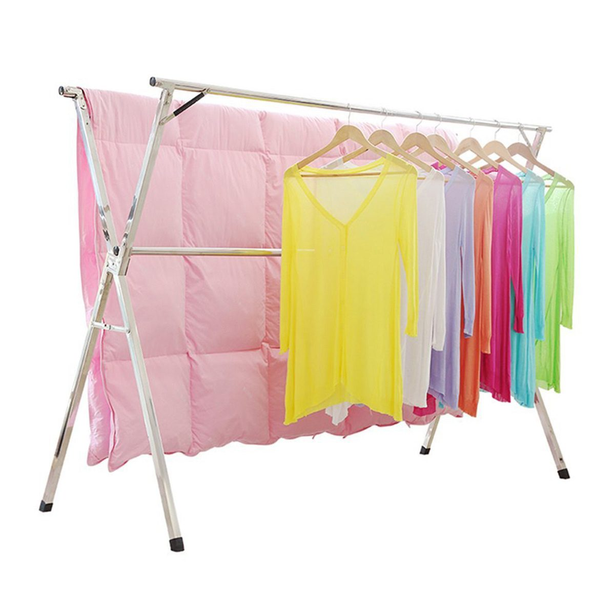 how to dry clothes without a dryer the family handyman. Black Bedroom Furniture Sets. Home Design Ideas
