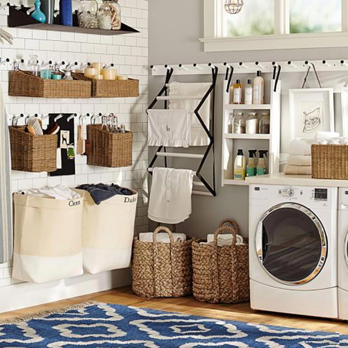 hanging utility basket