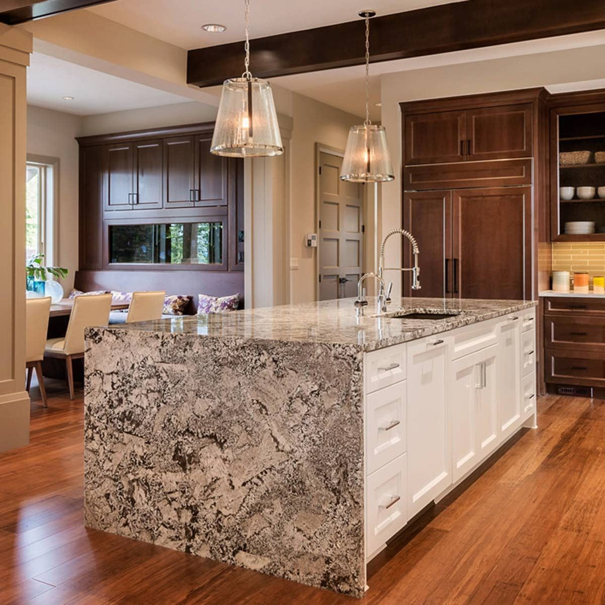 Quartz Kitchen Ideas: 10 Kitchen Countertop Ideas People Are Doing Right Now