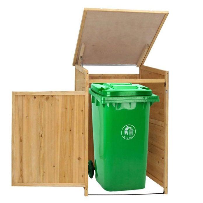 trash shed
