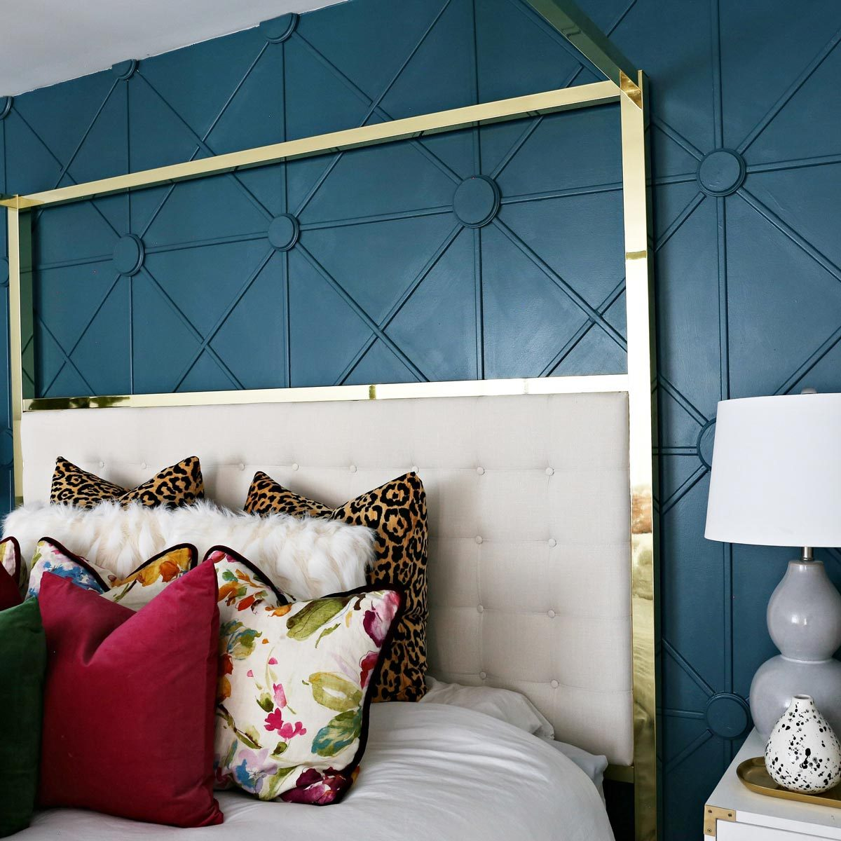 10 Ideas For Textured Accent Walls