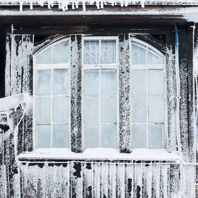 iced window