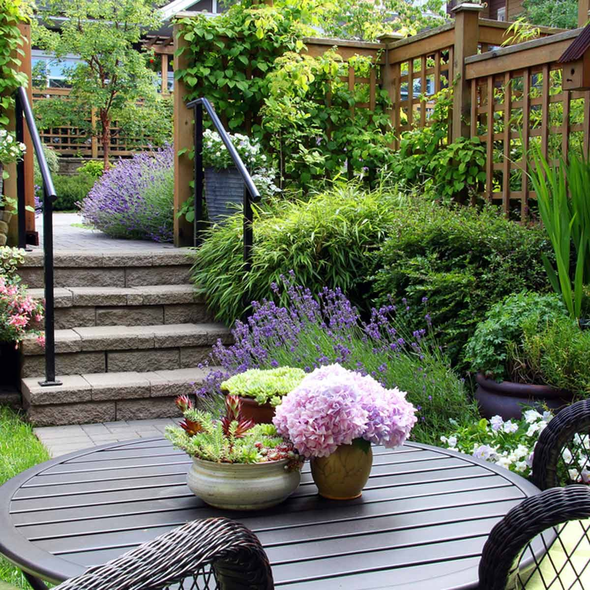 14 small yard landscaping ideas to impress | family handyman