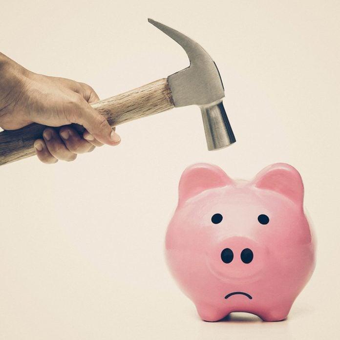 piggy bank homeowners association problems