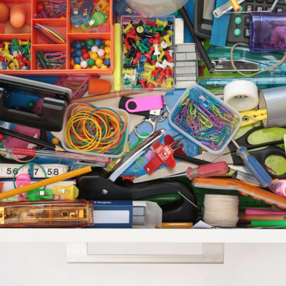 Clean Out The Junk Drawer With These 10 Amazing Tips