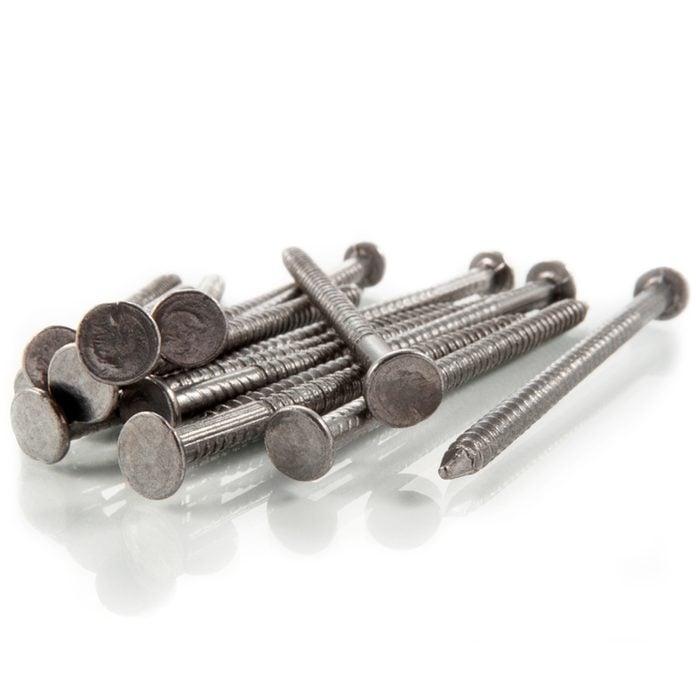 ring shank nails