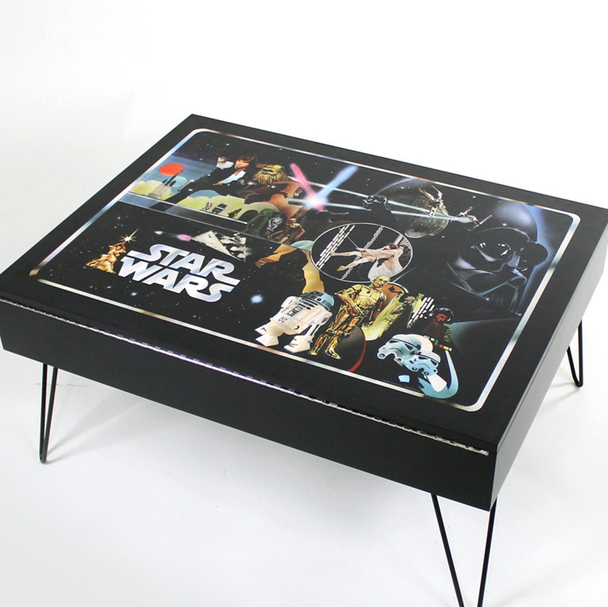 star wars storage table