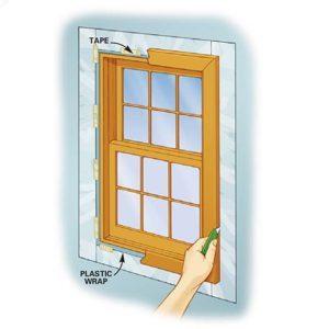 Smart Door and Window Painting