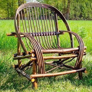 Grandpa's Wood Chairs