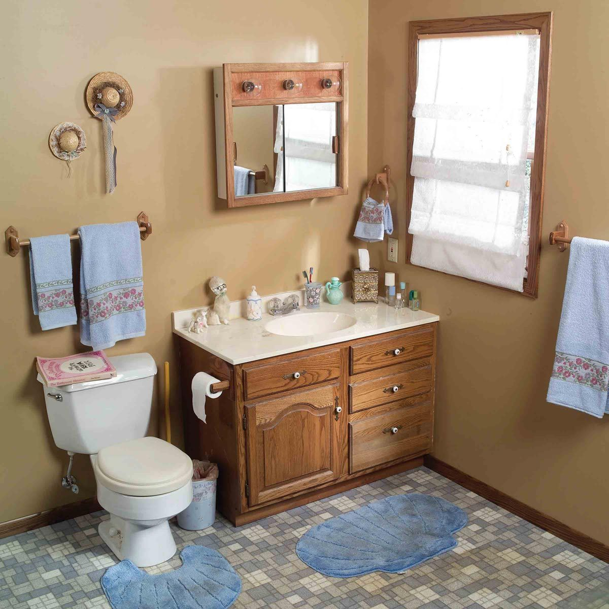 Diy Bathroom Makeovers: 7 Before And After Bathroom Makeovers You Can Do In A