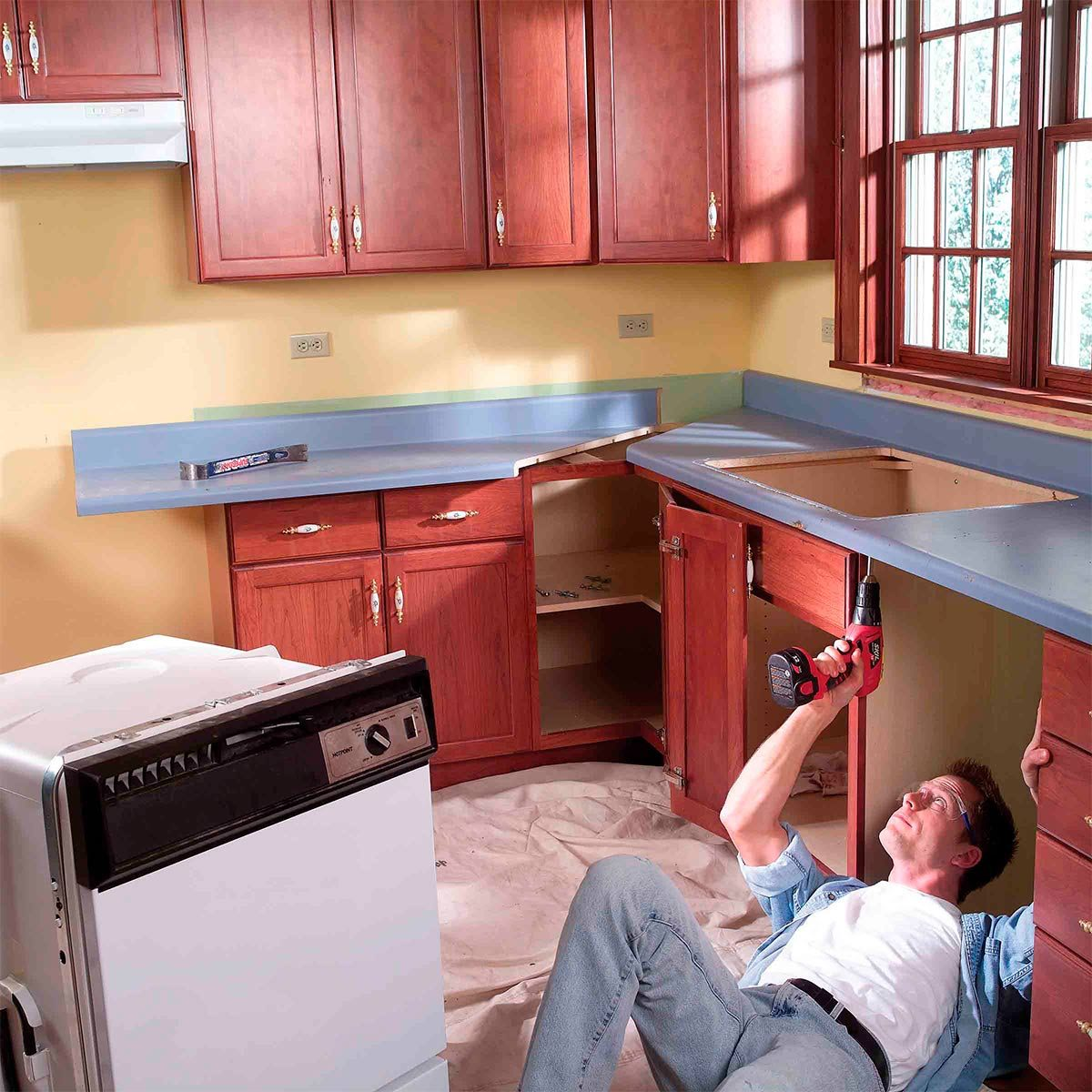 Kitchen Makeover Under 10 000: 10 Before And After Kitchen Makeovers You Can Do In A