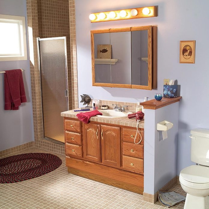 bathroom remodel before outdated