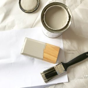 How to Finish and Protect your Chalk Paint Projects