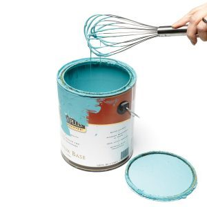 Better Paint Stirrer from the Kitchen