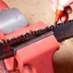 Chain Saw Sharpening Made Easier
