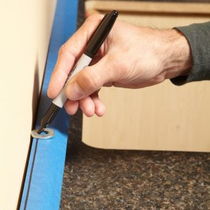 Best Countertop Scribing Tip—Ever