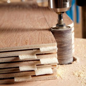 Double-Sided Tape Removal Trick for Woodworkers