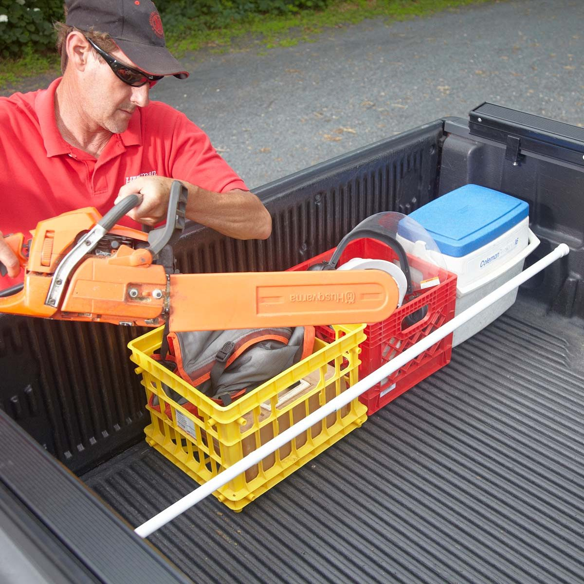 why you should use a tension rod in your pickup truck | the
