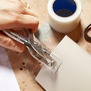 Simple Slat Repair for Large Window Blinds