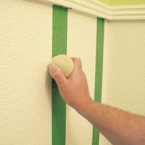 The Best Way to Prevent Paint Bleed on Bumpy Walls