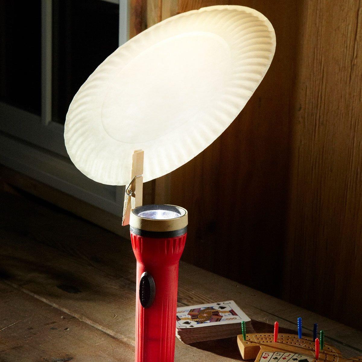 brilliant flashlight hack | the family handyman