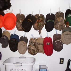 Seriously Easy Way to Store Your Hat Collection