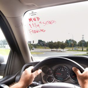 Windshield Notes