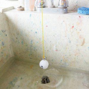 Golf Ball Sink Stopper