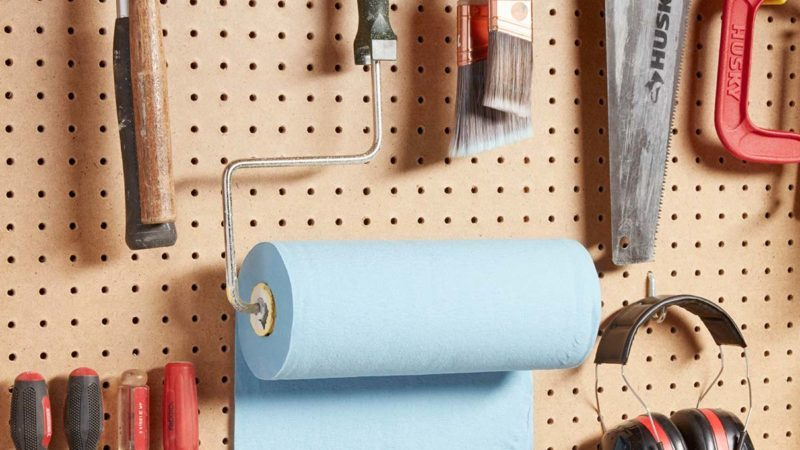 Instant Paper Towel Holder The Family Handyman