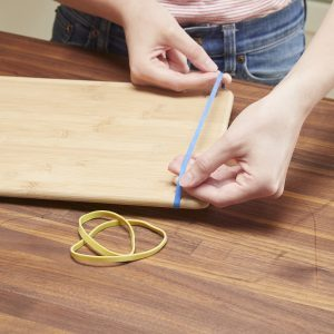 How to Make a No-Slip Cutting Board