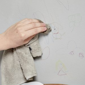 Remove Crayon Marks From Walls