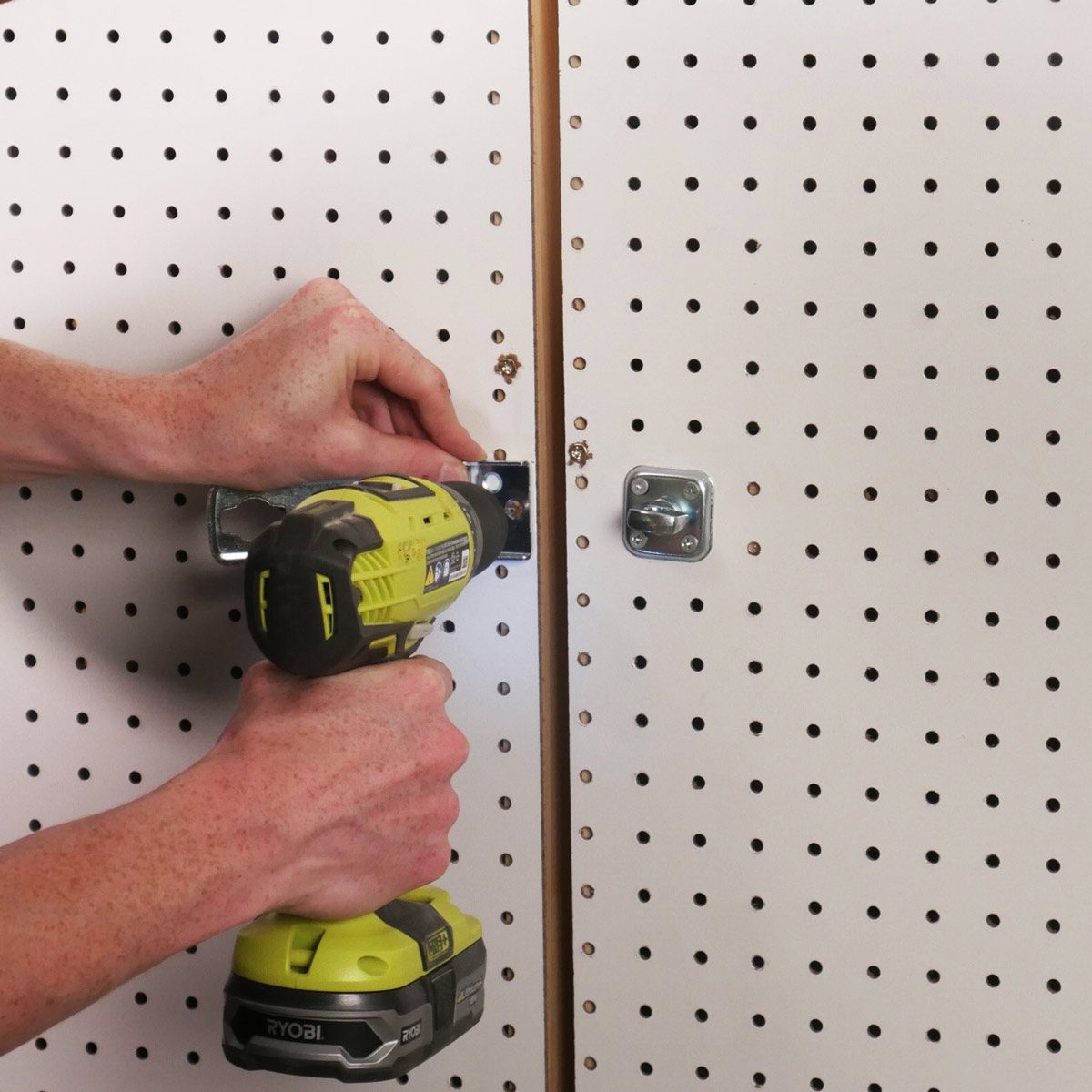 Lockable Storage Cabinet Locking Hasp